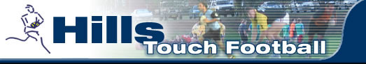 Hills Touch Football